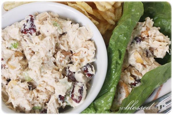 Cashew Chicken Salad  Cashew Chicken Salad Recipe
