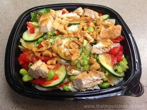 Cashew Chicken Salad  REVIEW Wendy s Asian Cashew Chicken Salad The Impulsive Buy