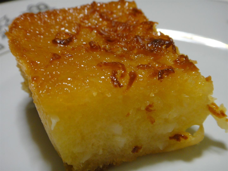Cassava Cake Recipe  Baking Lesson for today Cassava Cake