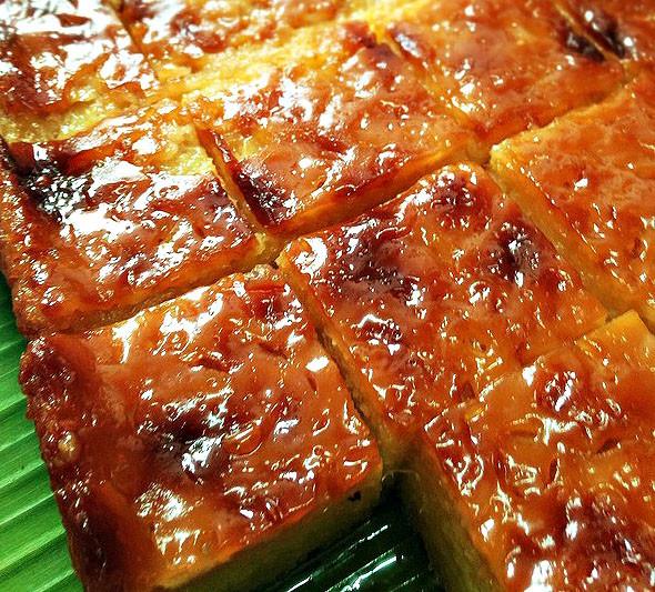 Cassava Cake Recipe  Cassava Cake Recipe