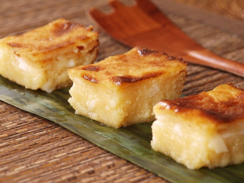 Cassava Cake Recipe  Easy Cassava Cake Recipe Kusina Master Recipes