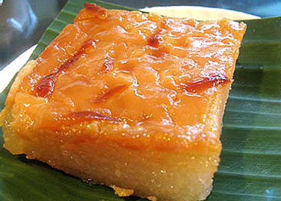 Cassava Cake Recipe  Home based business idea How to make cassava cake