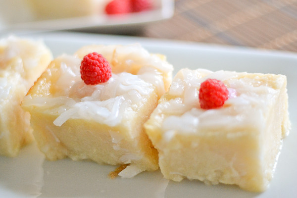 Cassava Cake Recipe  Cassava Cake Salu Salo Recipes