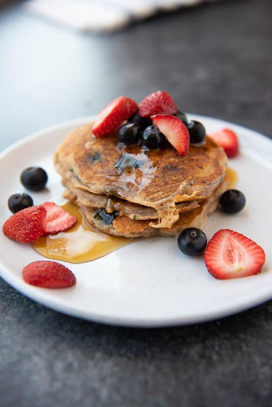 Cassava Flour Pancakes  Light & Fluffy AIP Cassava Flour Pancakes Thriving Paleo
