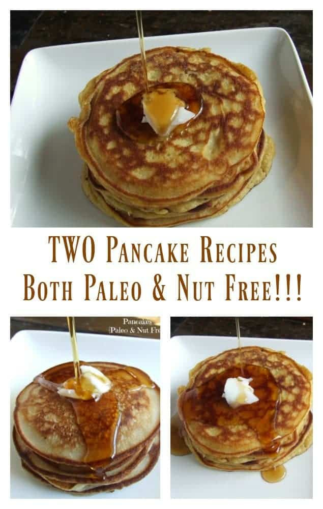 Cassava Flour Pancakes  2 Paleo and Nut Free Pancakes Cassava Flour Review