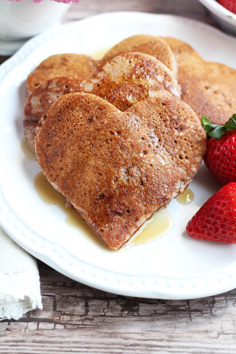 Cassava Flour Pancakes  Paleo Strawberry Pancakes with Cassava Flour