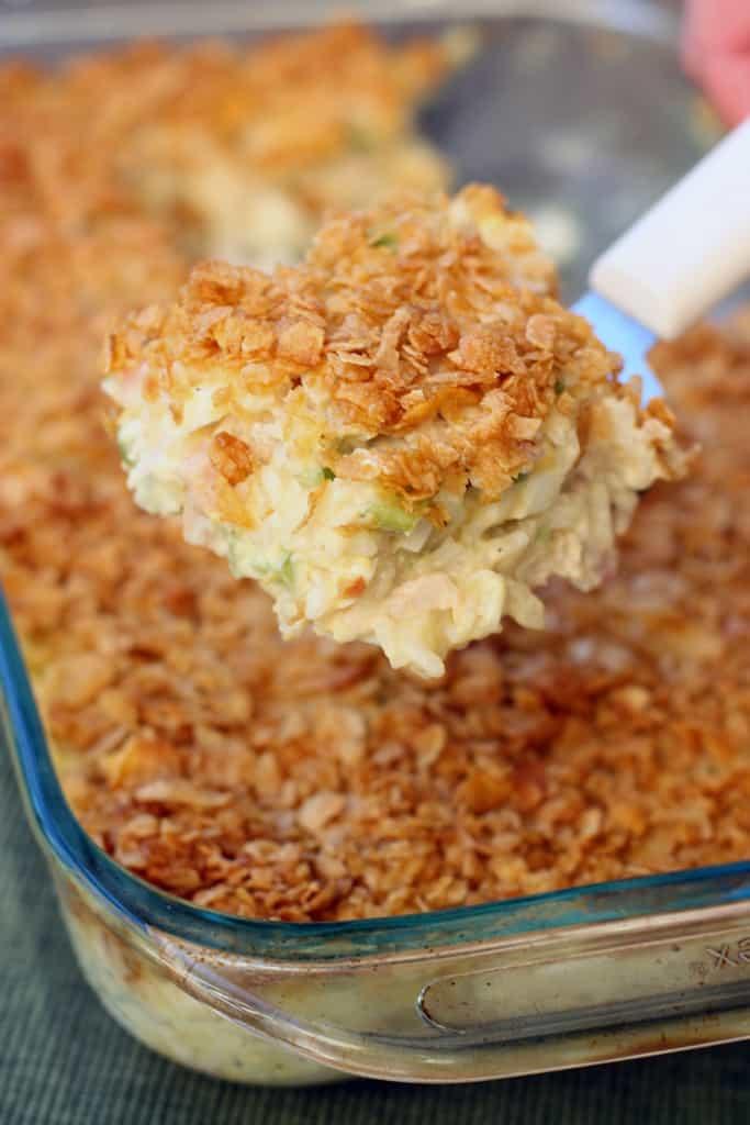 Casserole Recipes With Chicken  Chicken Casserole Recipe Tastes Better From Scratch