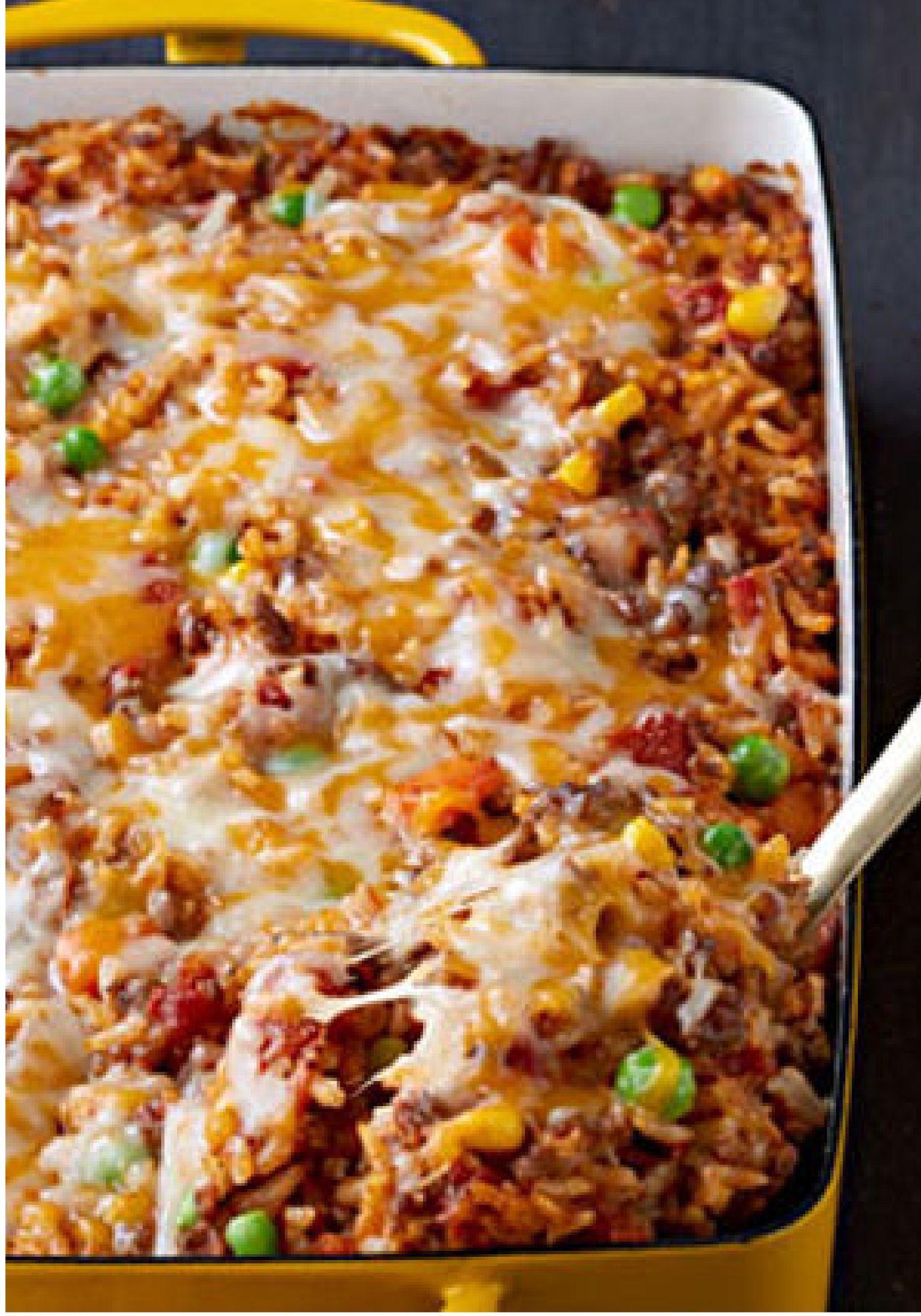 Casserole With Ground Beef  25 bästa Casseroles with ground beef idéerna på Pinterest