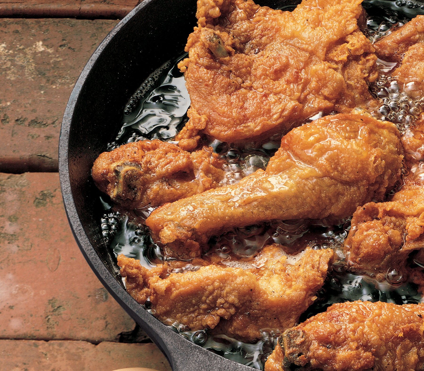 Cast Iron Fried Chicken  Lodge Cast Iron