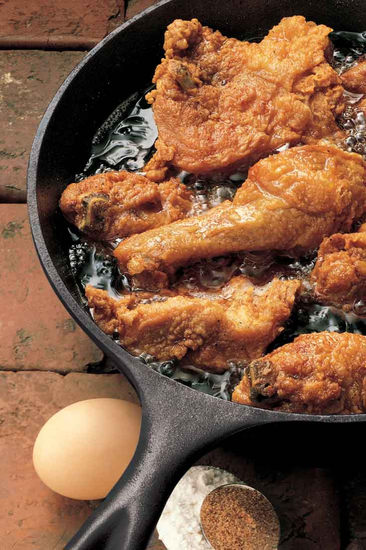 Cast Iron Fried Chicken  12 Cast Iron Pan Chicken Recipes that ll Make You Want to