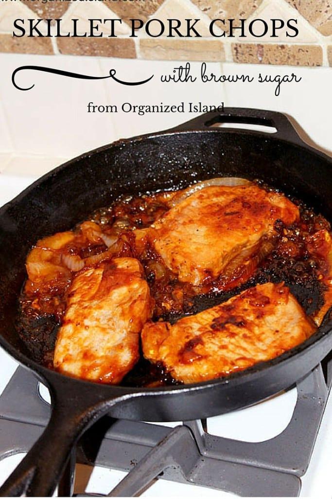 Cast Iron Skillet Pork Chops  Skillet Pork Chops