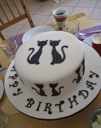 Cat Birthday Cake  50 Best Cat Birthday Cakes Ideas And Designs