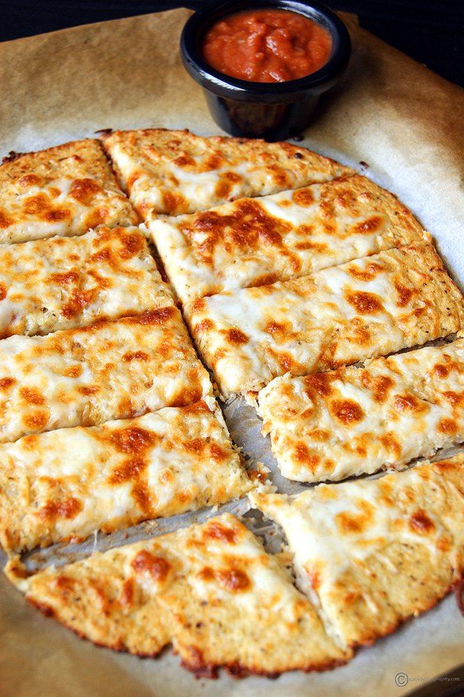 Cauliflower Bread Recipe  10 Ways to Use Cauliflower Rice I Heart Ve ables