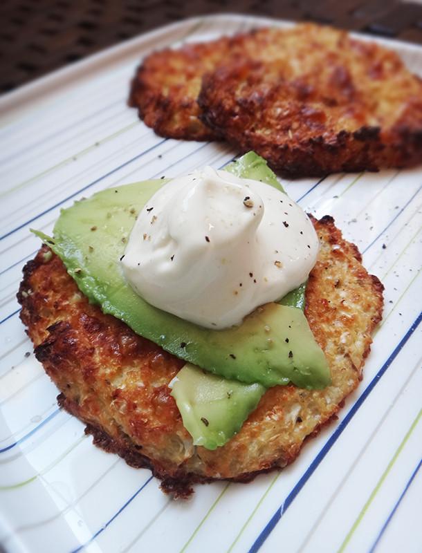 Cauliflower Bread Recipe  Cauliflower Bread or Side Dish