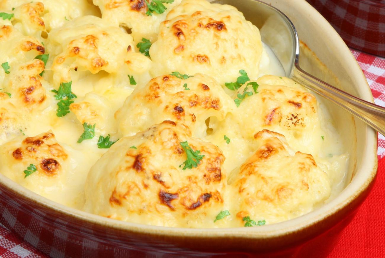 Cauliflower Cheese Sauce  Roasted Cauliflower With Cheese – 12 Tomatoes