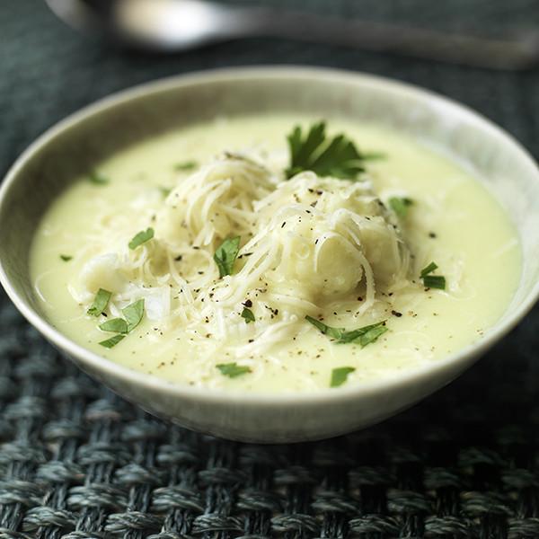 Cauliflower Cheese Soup  Cauliflower Cheese Soup Recipe — Dishmaps