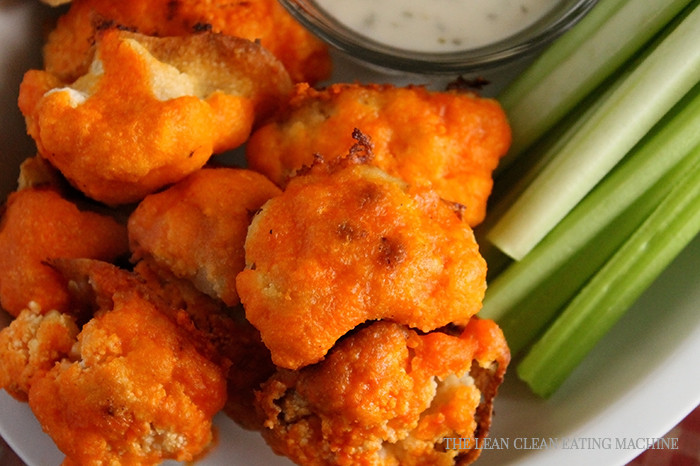 Cauliflower Chicken Wings  Sara Stakeley Whole30 Appetizers and Game Day Recipes