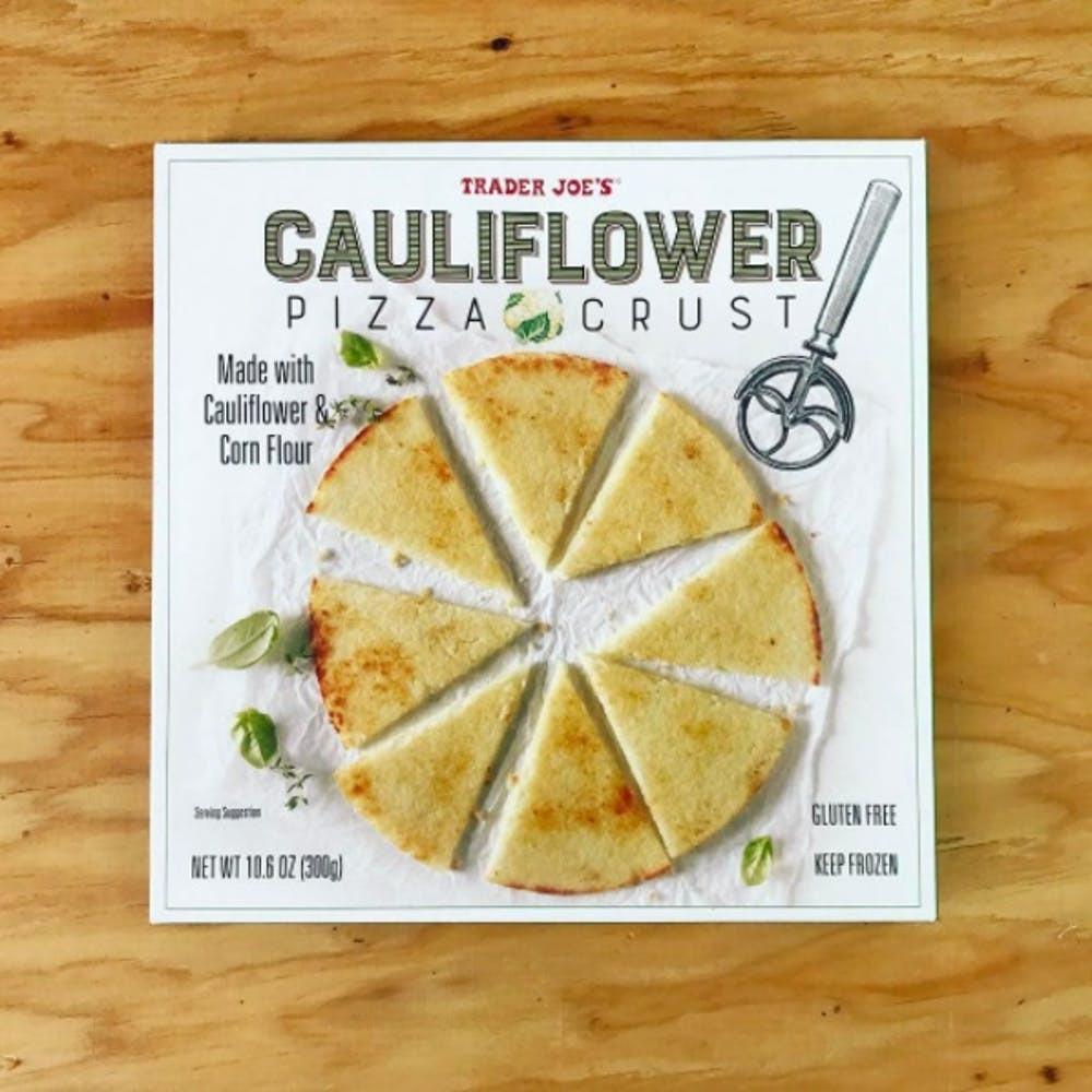 Cauliflower Pizza Crust Frozen  Cauliflower Pizza Is the Latest Healthy Craze Taking Over