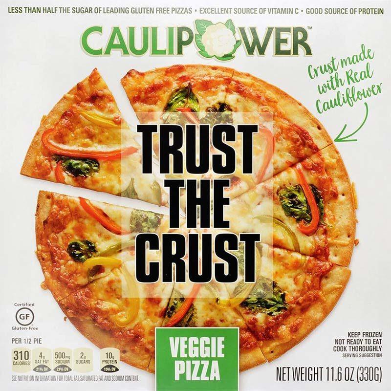 Cauliflower Pizza Crust Frozen  Win a Free Year of Caulipower Pizza Akron Ohio Moms