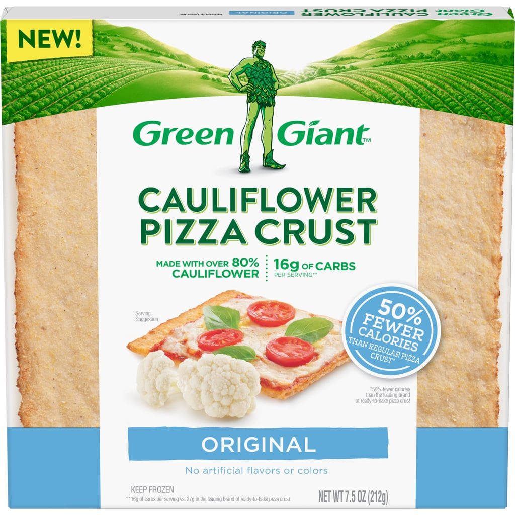 Cauliflower Pizza Crust Premade  Green Giant Frozen Cauliflower Pizza Crusts