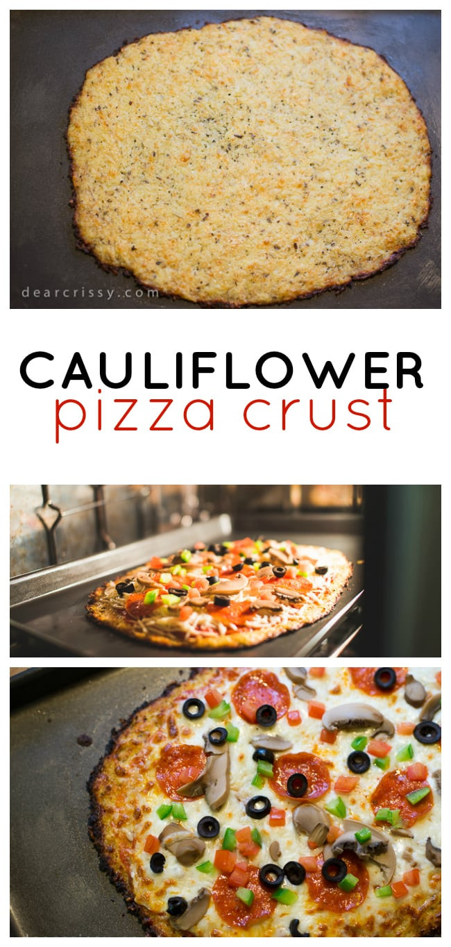 Cauliflower Pizza Crust Trader Joe'S  Cauliflower Pizza Crust Recipe Delicious & Healthy