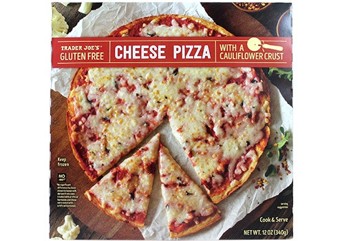 Cauliflower Pizza Crust Trader Joe'S  These Are Trader Joe s Most Popular 50 Products of All Time