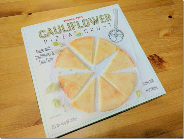 Cauliflower Pizza Crust Trader Joe'S  Do Watermelons Float Run Eat Repeat howlDb
