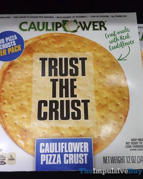 Cauliflower Pizza Crust Where To Buy  Caulipower Cauliflower Pizza Crust The Impulsive Buy