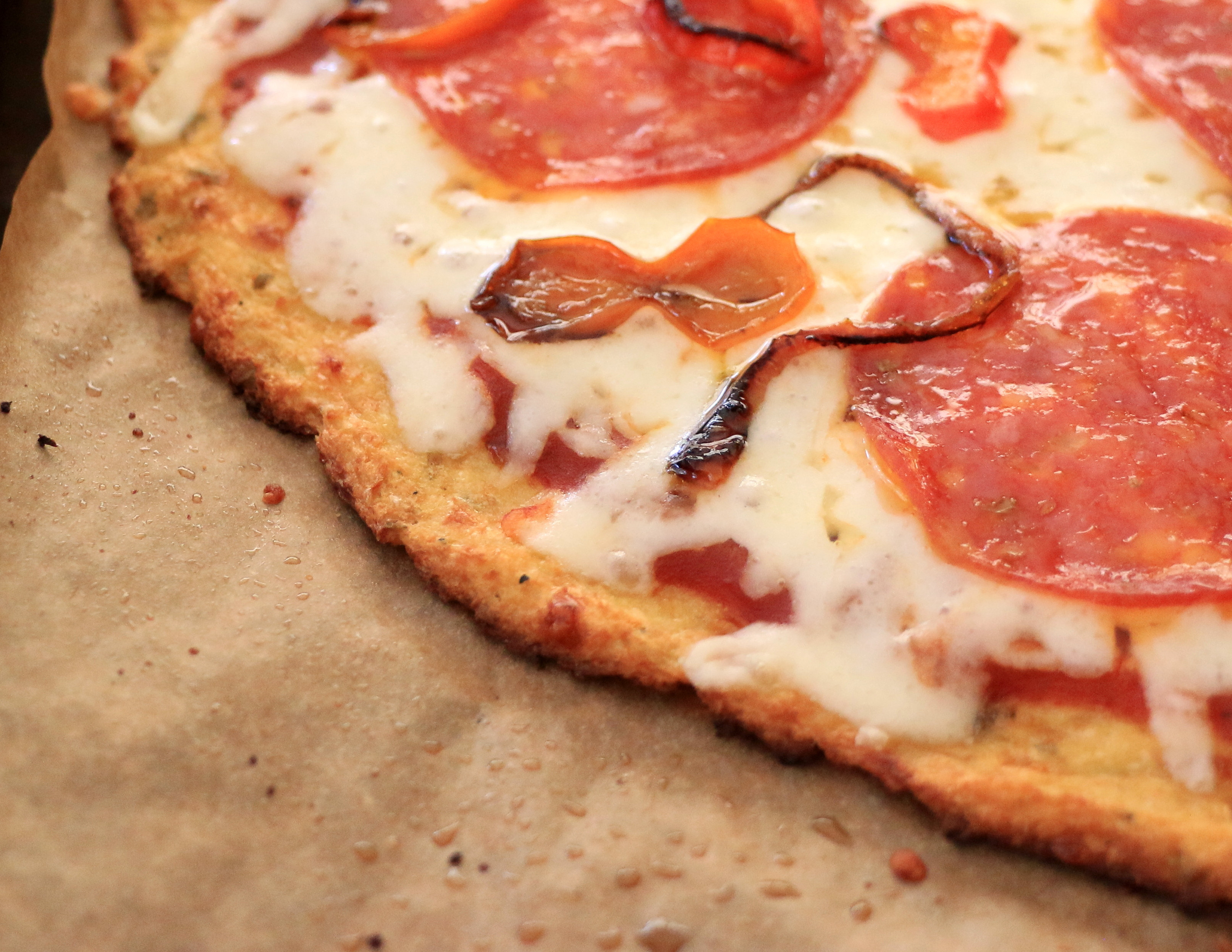 Cauliflower Pizza Crust Where To Buy  Pizza But With A Twist — Steemit