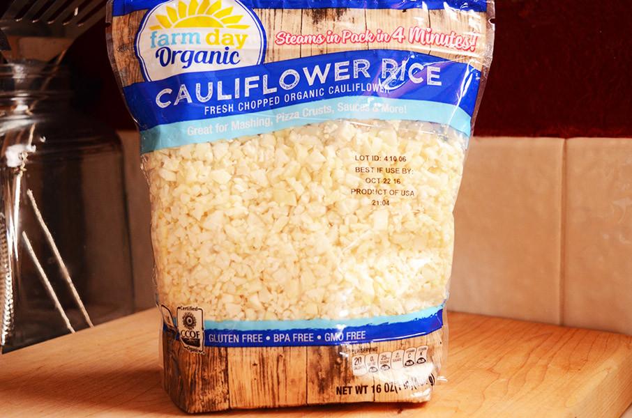 Cauliflower Rice Costco  Pineapple Teriyaki Chicken