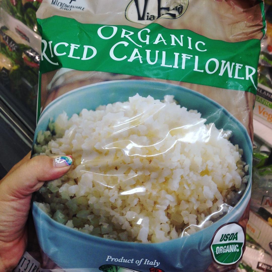 Cauliflower Rice Costco  Frozen Cauliflower Rice at Costco Three pounds for $6 89