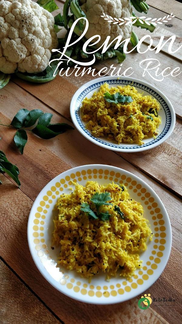 Cauliflower Rice Keto  Keto Tomato Masala Rice