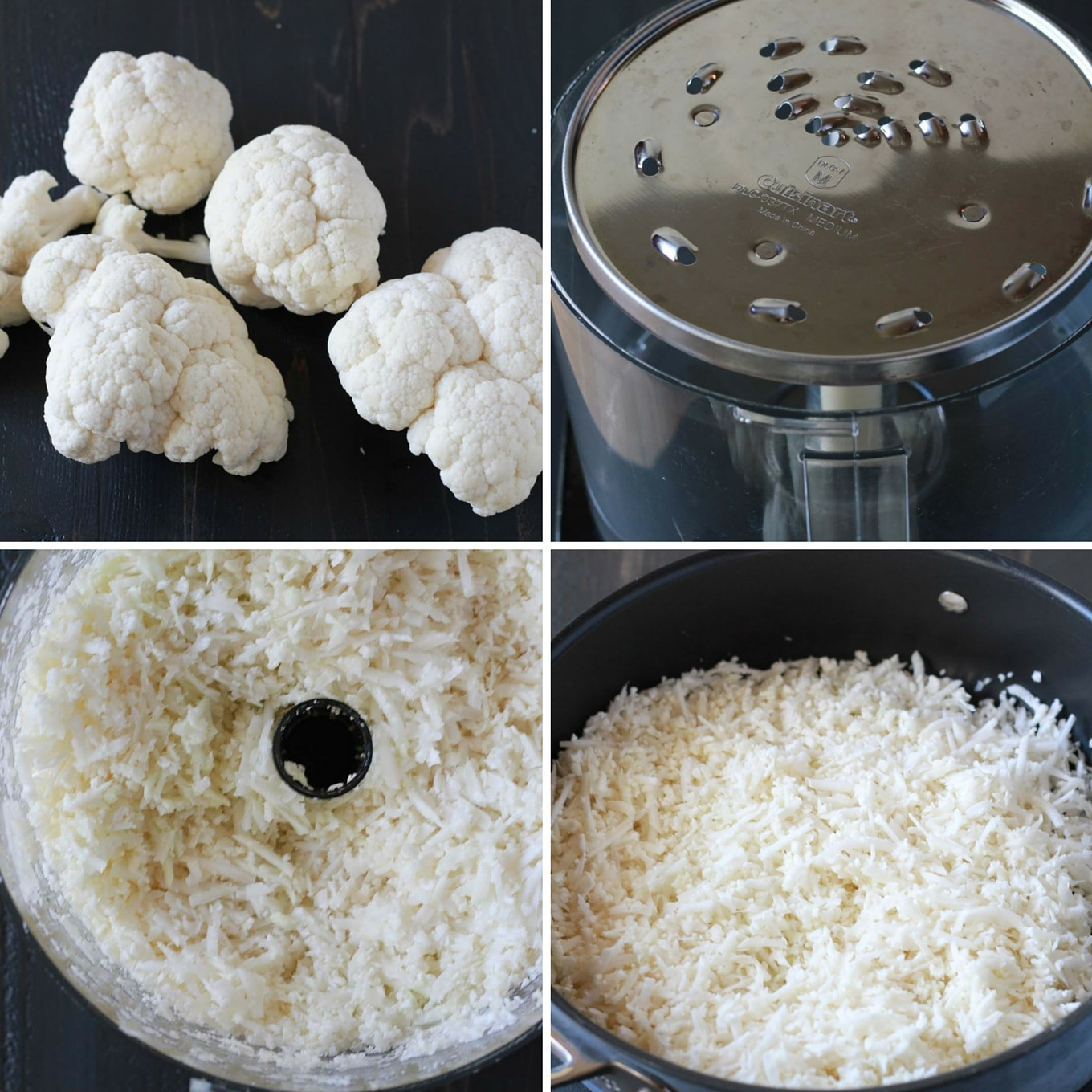 Cauliflower Rice Microwave  How to Make Cauliflower Rice