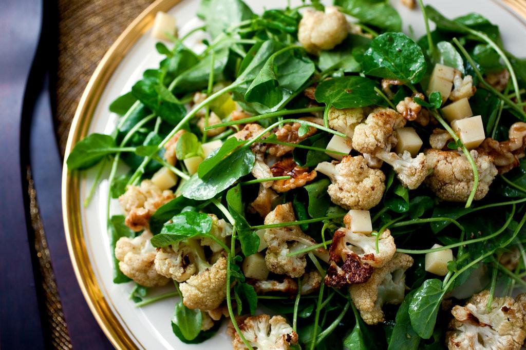 Cauliflower Salad Recipes  Top 40 Christmas Salad Recipes Christmas Celebration