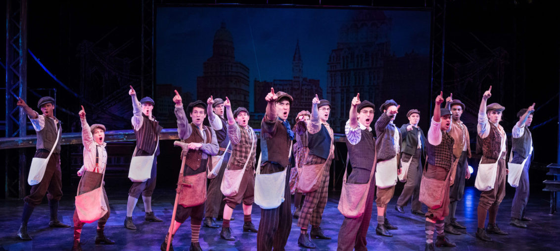 Chanhassen Dinner Theater Newsies  Twin Cities Arts Reader – Arts and lifestyles Incisive