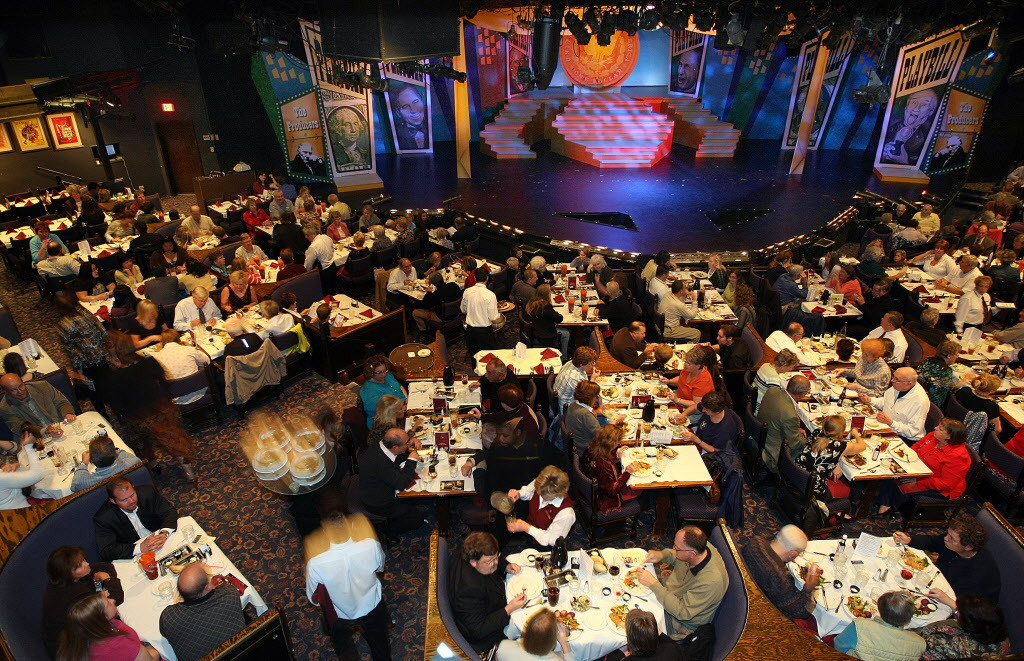 Chanhassen Dinner Theatre  Chanhassen Dinner Theatre to a change of scenery with