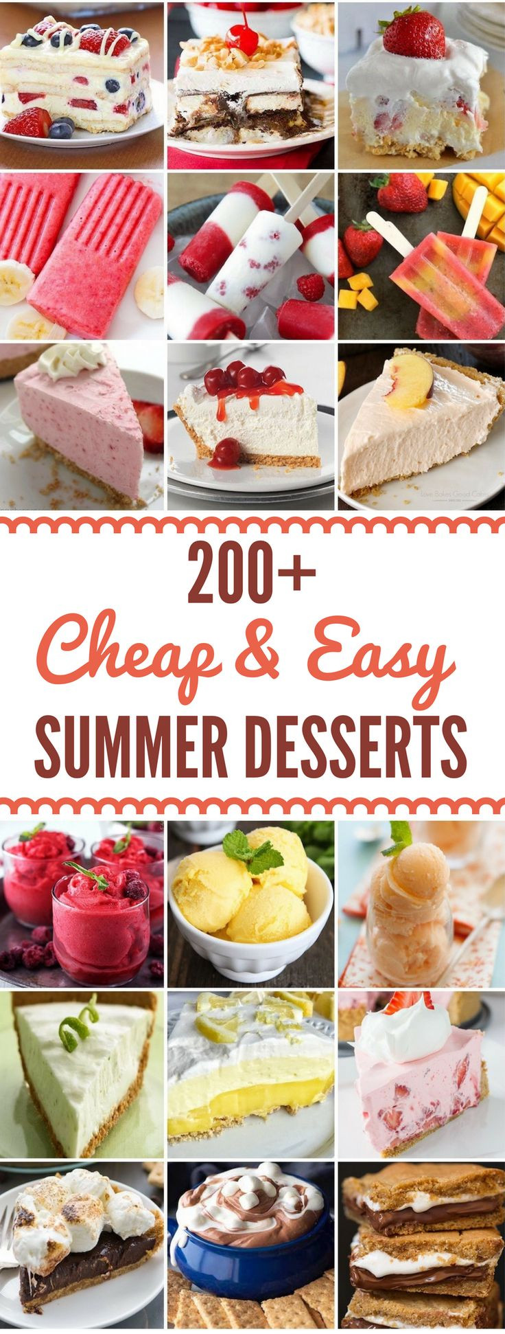 Cheap And Easy Desserts  Best 25 Easy cheap desserts ideas on Pinterest
