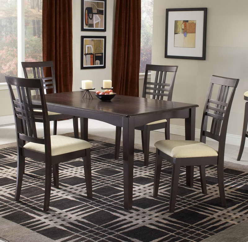 Cheap Dinner Tables  Fancy Black Dining Set Cheap Dining Room Tables