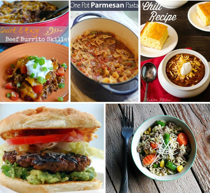 Cheap Ground Beef Recipes  10 Bud Friendly Ground Beef Recipes Frugal Fanatic