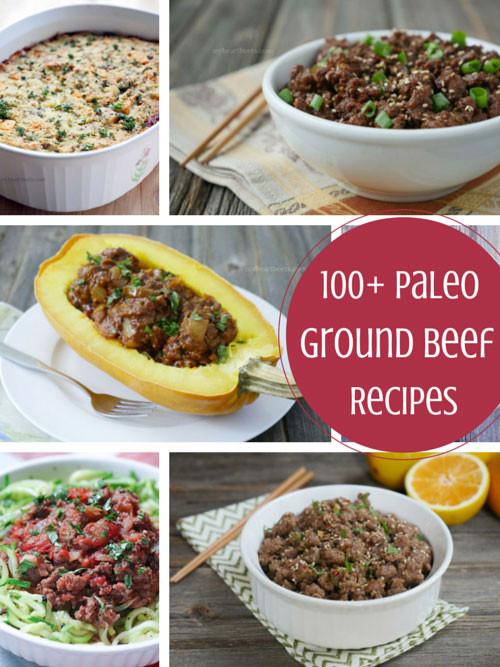 Cheap Ground Beef Recipes  Paleo Recipes To Make With Ground Beef paleo recipes on