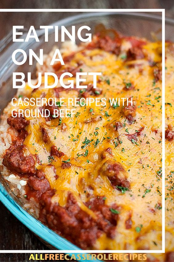Cheap Ground Beef Recipes  Read more Bud recipes and Recipes with ground beef on