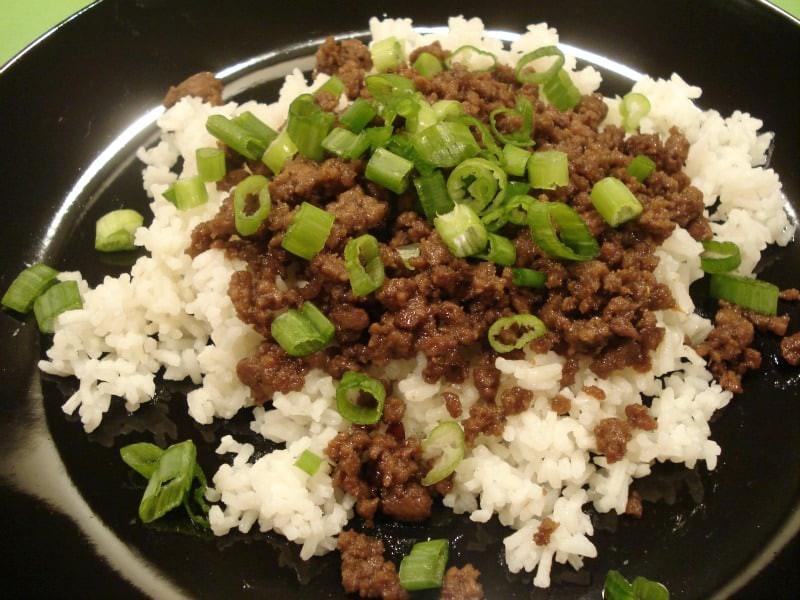 Cheap Ground Beef Recipes  Cheap Korean Beef Dessert Now Dinner Later