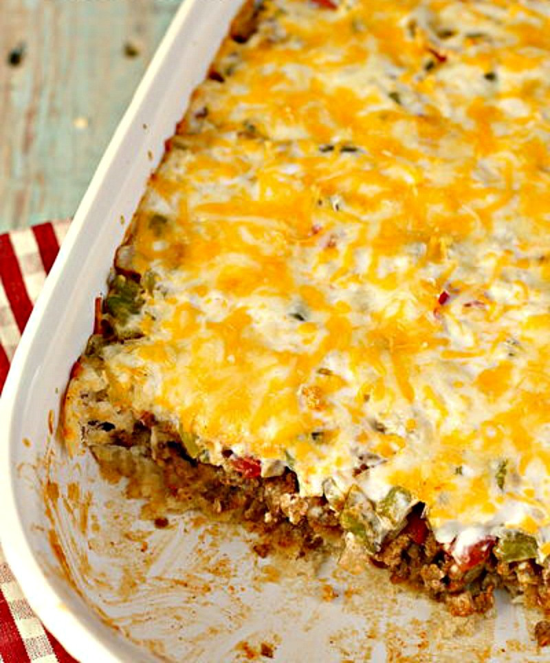 Cheap Ground Beef Recipes  Easy Cheap Recipes 12 Ground Beef Casseroles Cheap Eats