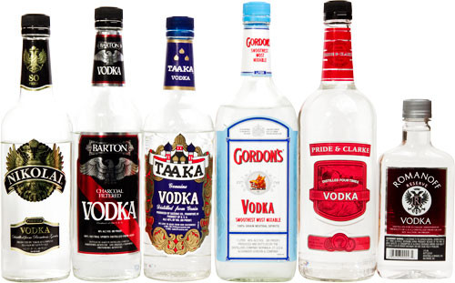 Cheap Vodka Drinks  The Food Lab Drinks Edition The Ultimate Fully Loaded