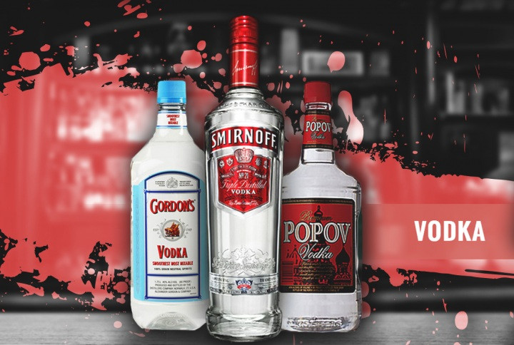 Cheap Vodka Drinks  The Bottom Shelf Guide to Buying Cheap Vodka