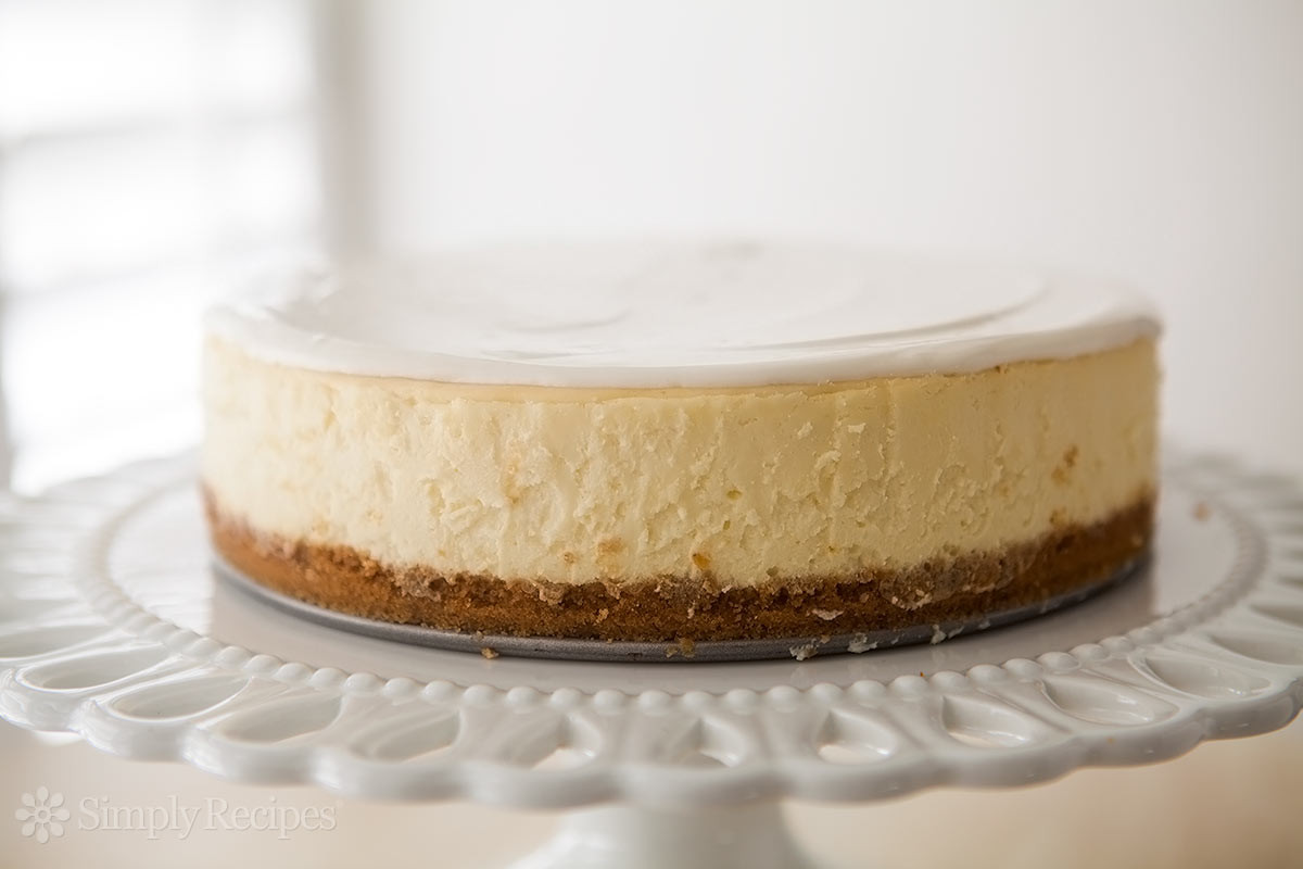 Cheese Cake Recipe  Perfect Cheesecake Recipe