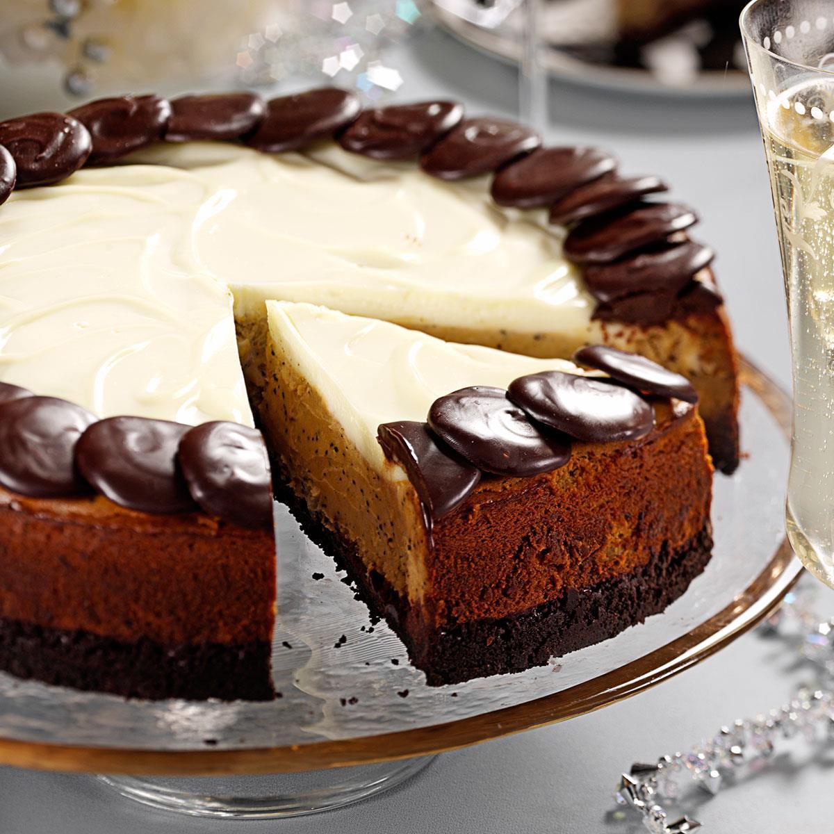 Cheese Cake Recipe  Cappuccino Cheesecake Recipe
