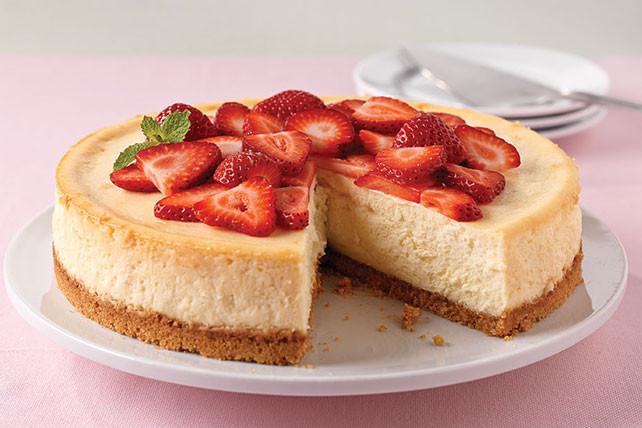 Cheese Cake Recipe  PHILADELPHIA Classic Cheesecake Kraft Recipes