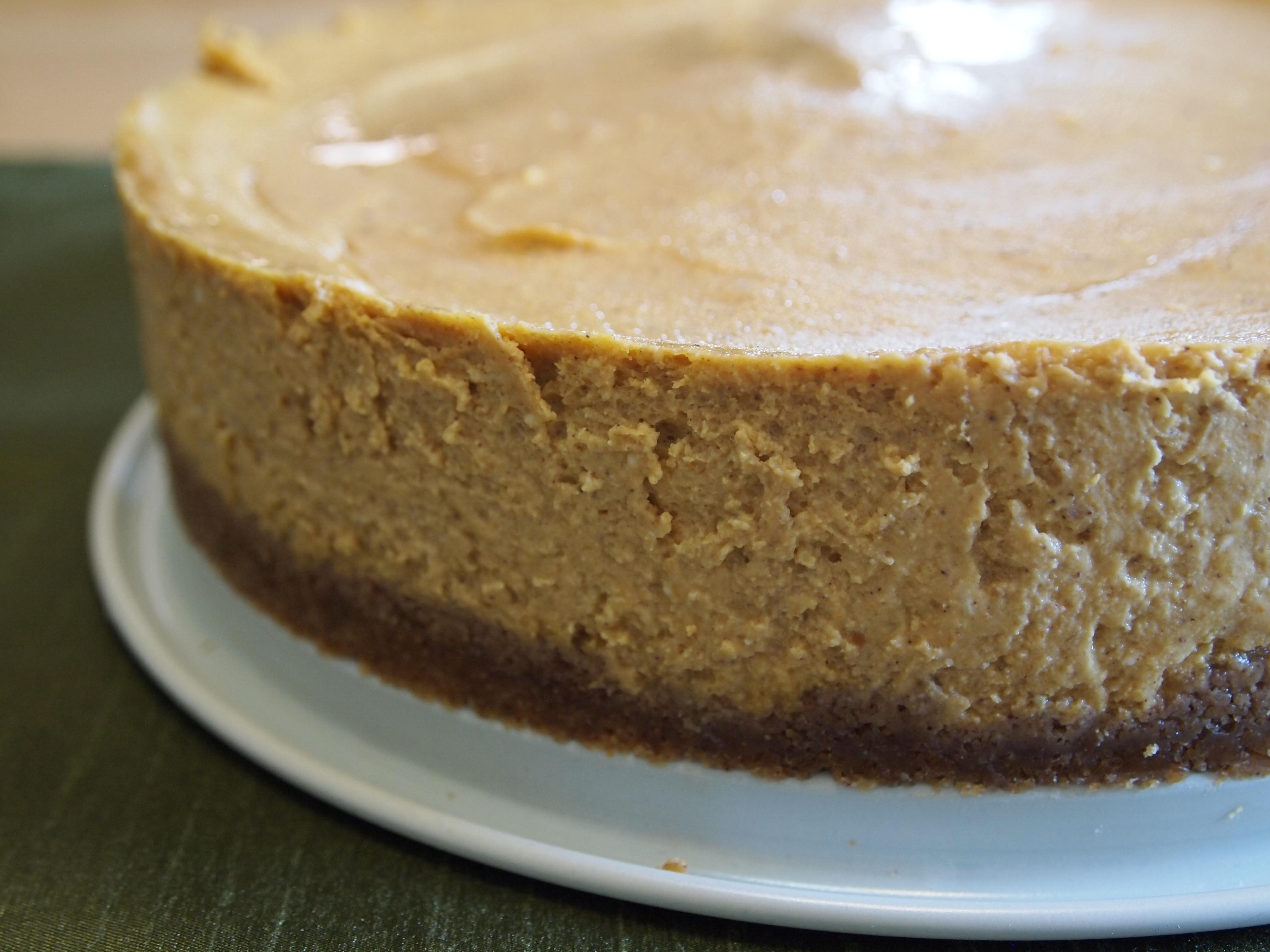 Cheese Cake Recipe  Pumpkin Cheesecake Recipe culicurious