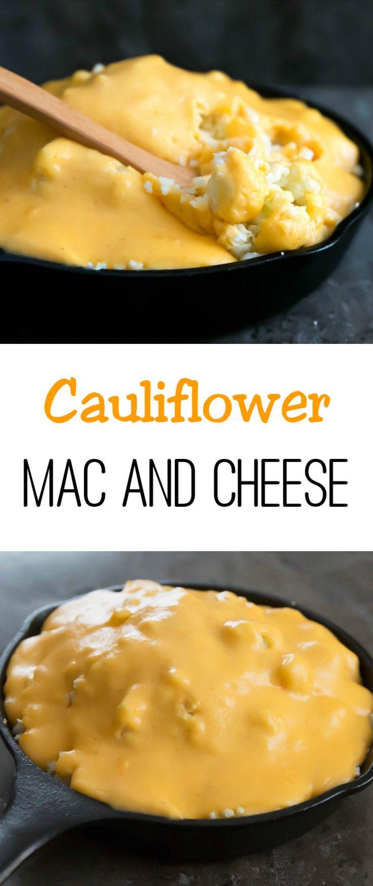 Cheese Sauce For Cauliflower  cheese sauce for cauliflower velveeta